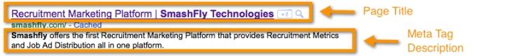 Recruitment SEO