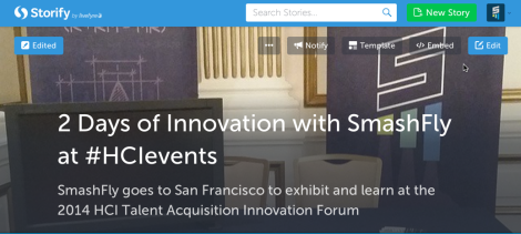 #HCIEvents Recap: 2 Days of Innovation in SanFrancisco